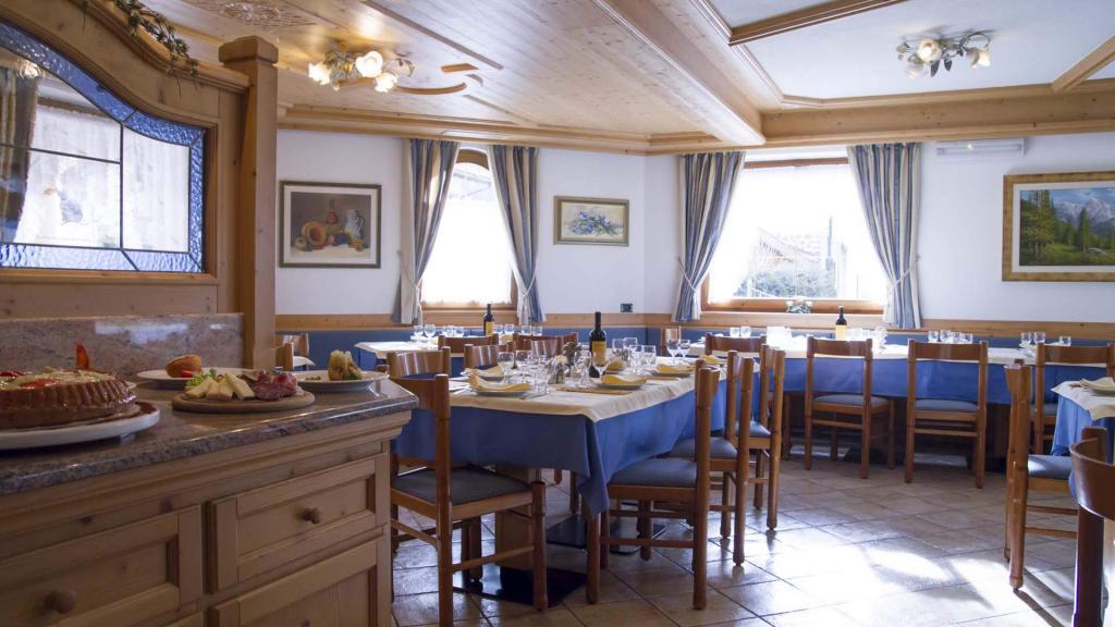 ristorante genzianella