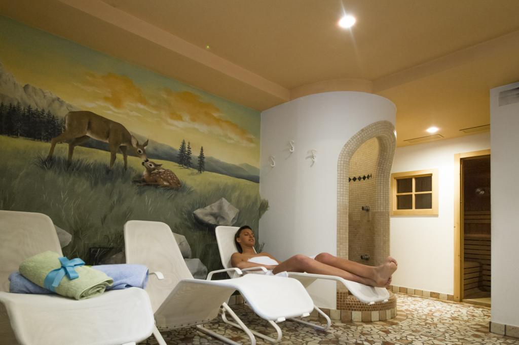 Wellness & SPA Hotel Genzianella Ziano di Fiemme Trentino (3)