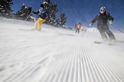 Sci in Val di Fiemme Trentino vacanza outdoor