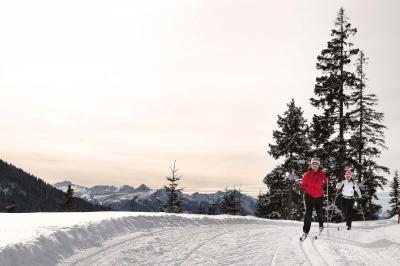 Sci nordico in Val di Fiemme Trentino vacanza outdoor