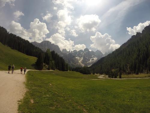 Oggi ti porto in Val Venegia