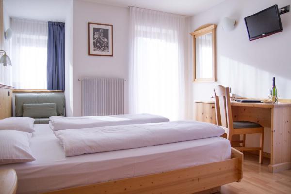 Camera interni tv Hotel Genzianella Ziano di Fiemme Val di Fiemme