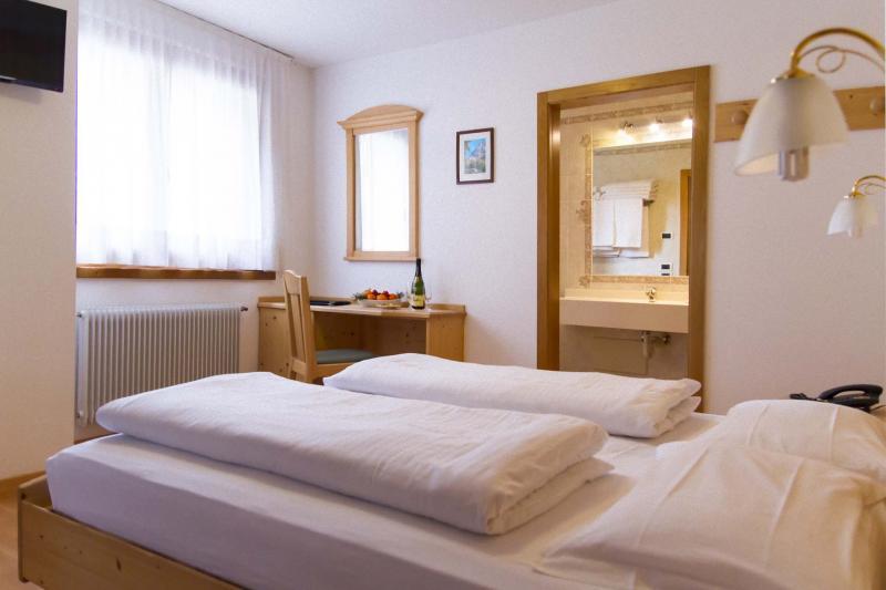 Camera doppia Hotel Genzianella Ziano di Fiemme Val di Fiemme