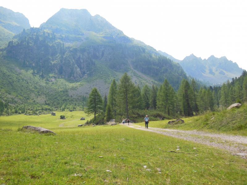 Passeggiata in Val di Sadole