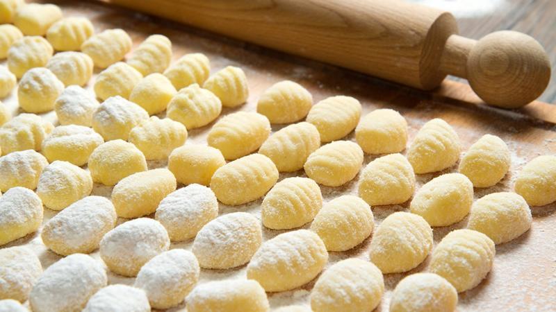 """Gnocchi di patate """"della Nonna Nella"""" ai 4 formaggi di Fiemme"""
